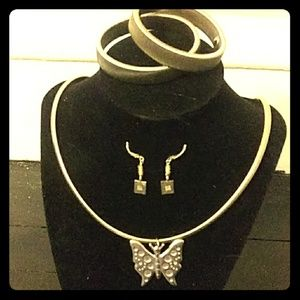 Jewelry - Vintage Spring Minimalist 4 piece Jewelry Set